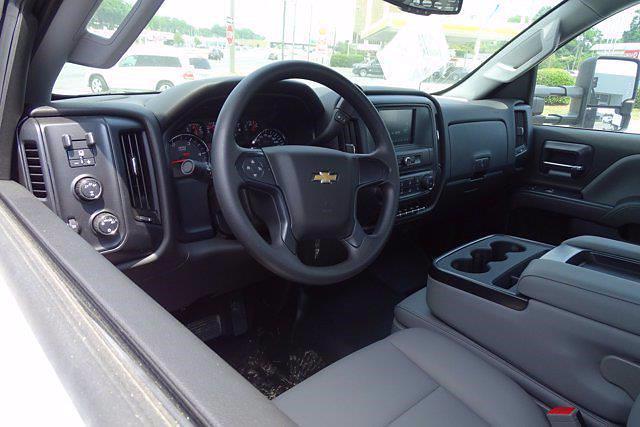 2021 Chevrolet Silverado 4500 Regular Cab DRW 4x4, Reading Platform Body #CM08069 - photo 5