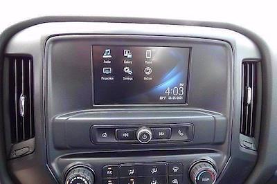 2021 Chevrolet Silverado 4500 Regular Cab DRW 4x4, Reading Platform Body #CM08069 - photo 14