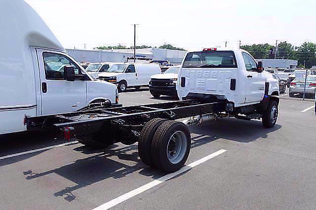 2021 Chevrolet Silverado 4500 Regular Cab DRW 4x4, Cab Chassis #CM08097 - photo 4