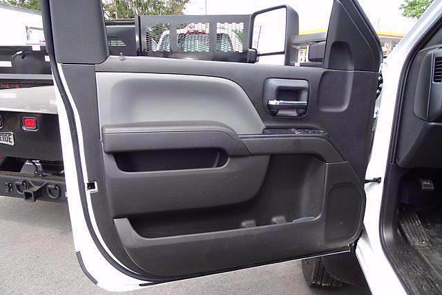 2021 Chevrolet Silverado 3500 Crew Cab AWD, Hillsboro Platform Body #CM08512 - photo 10