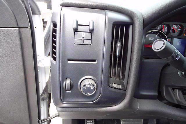 2021 Chevrolet Silverado 3500 Crew Cab AWD, Hillsboro Platform Body #CM08512 - photo 11