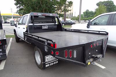 2021 Chevrolet Silverado 3500 Crew Cab AWD, Hillsboro Platform Body #CM08524 - photo 2
