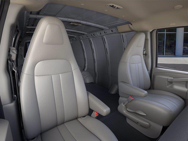 2021 Chevrolet Express 2500 4x2, Empty Cargo Van #CM10145 - photo 13