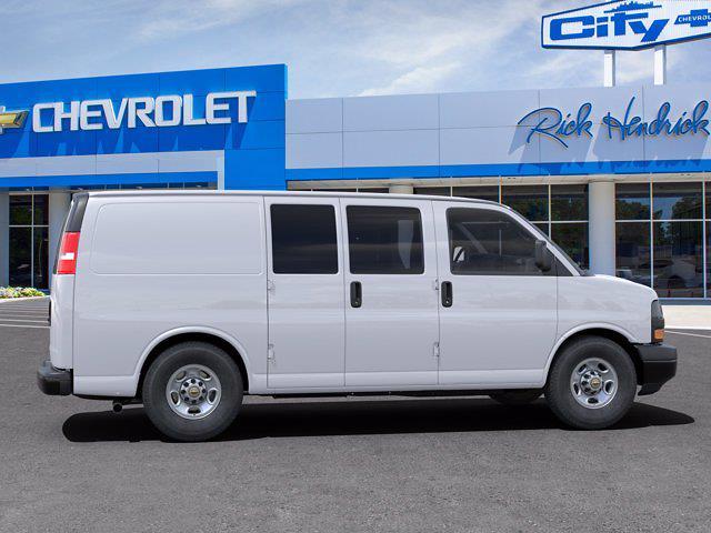 2021 Chevrolet Express 2500 4x2, Empty Cargo Van #CM10145 - photo 5