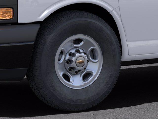 2021 Chevrolet Express 2500 4x2, Empty Cargo Van #CM10145 - photo 7