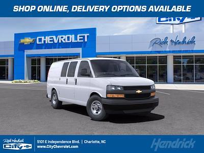 2021 Chevrolet Express 2500 4x2, Empty Cargo Van #CM10145 - photo 1
