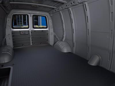 2021 Chevrolet Express 2500 4x2, Empty Cargo Van #CM10145 - photo 14