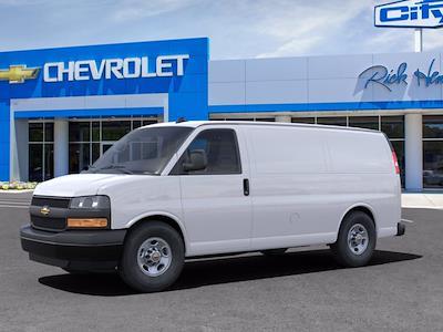 2021 Chevrolet Express 2500 4x2, Empty Cargo Van #CM10145 - photo 3