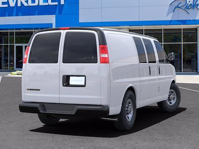 2021 Chevrolet Express 2500 4x2, Empty Cargo Van #CM10145 - photo 2