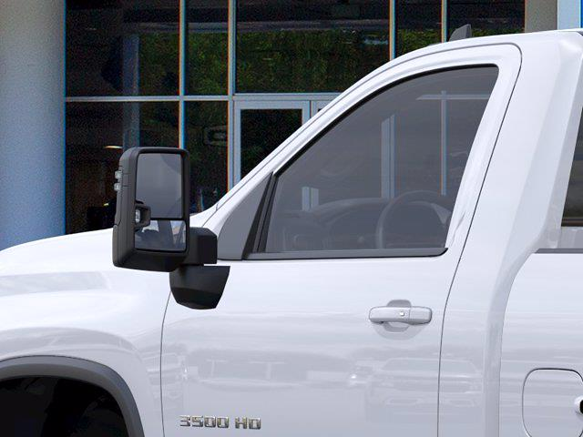 2021 Chevrolet Silverado 3500 Regular Cab 4x4, Pickup #CM10810 - photo 10