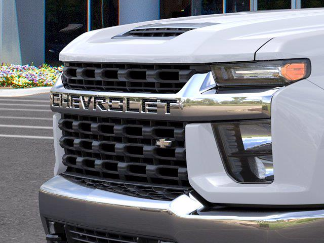 2021 Chevrolet Silverado 3500 Regular Cab 4x4, Pickup #CM10810 - photo 11