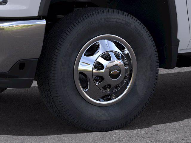 2021 Chevrolet Silverado 3500 Regular Cab 4x4, Pickup #CM10810 - photo 7