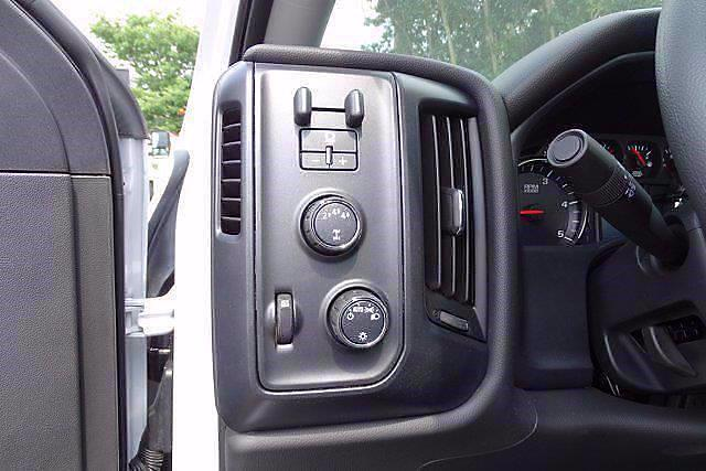2021 Chevrolet Silverado 5500 Regular Cab DRW 4x4, Cab Chassis #CM13319 - photo 12