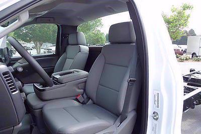 2021 Chevrolet Silverado 5500 Regular Cab DRW 4x4, Cab Chassis #CM13319 - photo 8