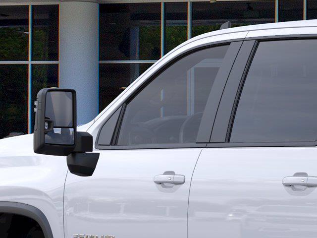 2021 Chevrolet Silverado 3500 Crew Cab 4x4, Pickup #CM13820 - photo 10