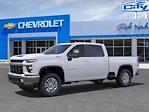 2021 Chevrolet Silverado 2500 Crew Cab 4x4, Pickup #CM15727 - photo 3