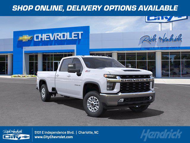 2021 Chevrolet Silverado 2500 Crew Cab 4x4, Pickup #CM16444 - photo 1