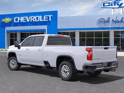2021 Chevrolet Silverado 2500 Crew Cab 4x4, Pickup #CM16444 - photo 4