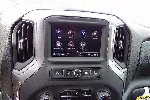 2021 Chevrolet Silverado 2500 Crew Cab 4x2, Reading Panel Service Body #CM16487 - photo 19