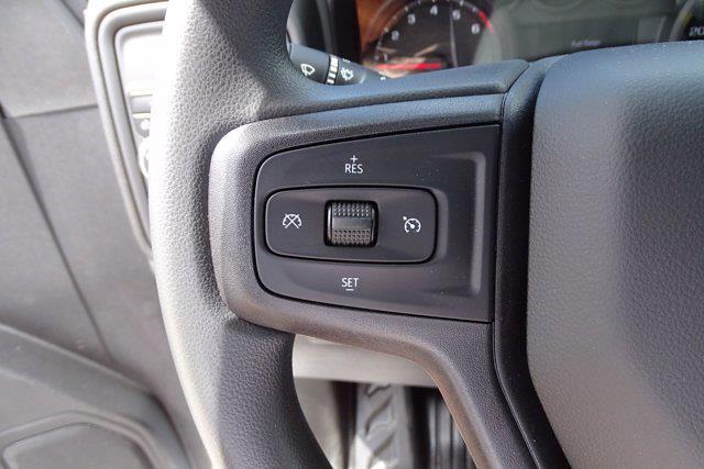 2021 Chevrolet Silverado 2500 Crew Cab 4x2, Reading Panel Service Body #CM16522 - photo 18