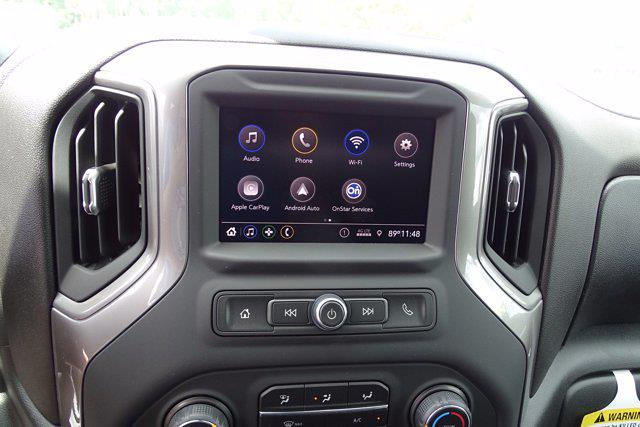 2021 Chevrolet Silverado 2500 Crew Cab 4x2, Reading Panel Service Body #CM16522 - photo 19