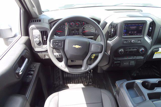 2021 Chevrolet Silverado 2500 Crew Cab 4x2, Reading Panel Service Body #CM16556 - photo 10