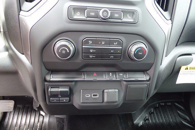 2021 Chevrolet Silverado 2500 Crew Cab 4x2, Reading Panel Service Body #CM16676 - photo 20