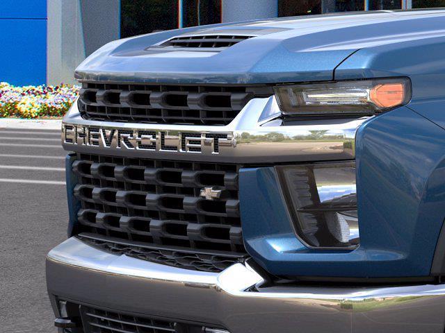 2021 Chevrolet Silverado 2500 Crew Cab 4x4, Pickup #CM18370 - photo 11