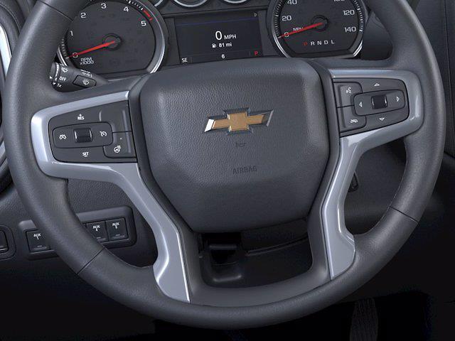 2021 Chevrolet Silverado 2500 Crew Cab 4x4, Pickup #CM18370 - photo 16