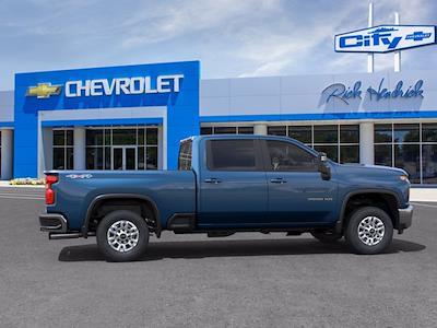 2021 Chevrolet Silverado 2500 Crew Cab 4x4, Pickup #CM18370 - photo 5