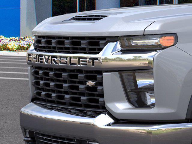 2021 Chevrolet Silverado 2500 Crew Cab 4x4, Pickup #CM18401 - photo 11
