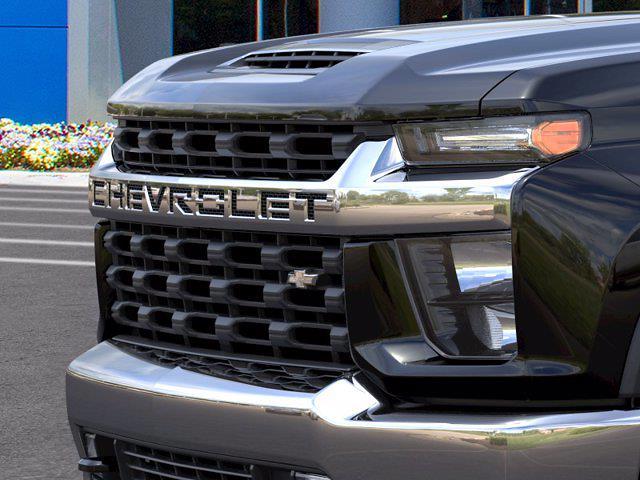 2021 Chevrolet Silverado 2500 Crew Cab 4x4, Pickup #CM18422 - photo 11