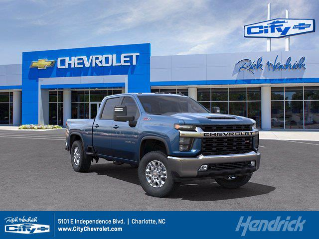 2021 Chevrolet Silverado 2500 Crew Cab 4x4, Pickup #CM18437 - photo 1