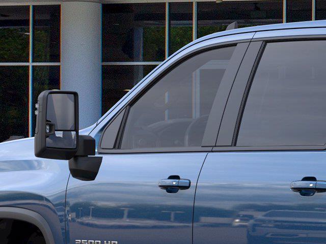 2021 Chevrolet Silverado 2500 Crew Cab 4x4, Pickup #CM18437 - photo 10
