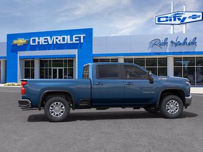 2021 Chevrolet Silverado 2500 Crew Cab 4x4, Pickup #CM18437 - photo 5