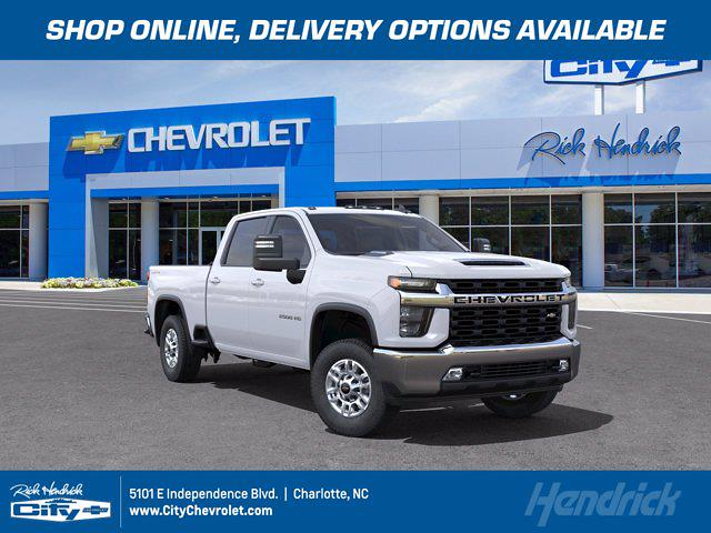 2021 Chevrolet Silverado 2500 Crew Cab 4x4, Pickup #CM18458 - photo 1
