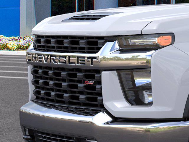 2021 Chevrolet Silverado 2500 Crew Cab 4x4, Pickup #CM18517 - photo 11