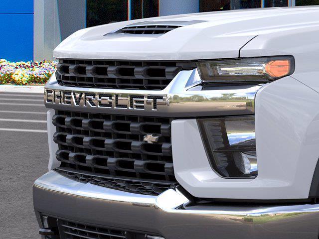 2021 Chevrolet Silverado 2500 Crew Cab 4x4, Pickup #CM18519 - photo 11