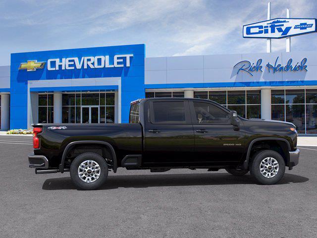 2021 Chevrolet Silverado 2500 Crew Cab 4x4, Pickup #CM18522 - photo 5