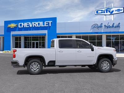 2021 Chevrolet Silverado 2500 Crew Cab 4x4, Pickup #CM18541 - photo 5