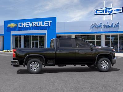2021 Chevrolet Silverado 2500 Crew Cab 4x4, Pickup #CM18551 - photo 5