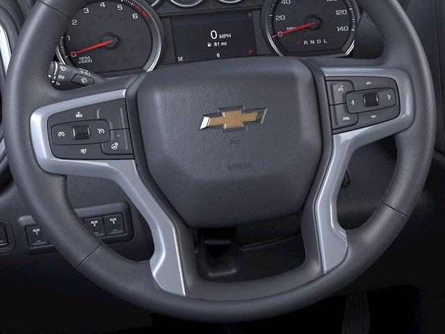 2021 Chevrolet Silverado 2500 Crew Cab 4x4, Pickup #CM19195 - photo 16