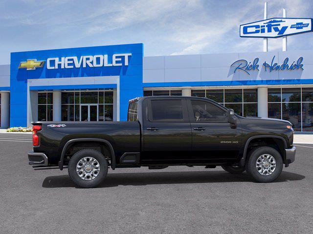 2021 Chevrolet Silverado 2500 Crew Cab 4x4, Pickup #CM19195 - photo 5