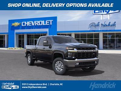 2021 Chevrolet Silverado 2500 Crew Cab 4x4, Pickup #CM19195 - photo 1