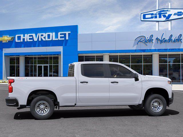 2021 Chevrolet Silverado 1500 Crew Cab 4x4, Pickup #CM21147 - photo 5
