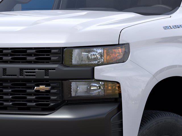 2021 Chevrolet Silverado 1500 Crew Cab 4x4, Pickup #CM21147 - photo 8