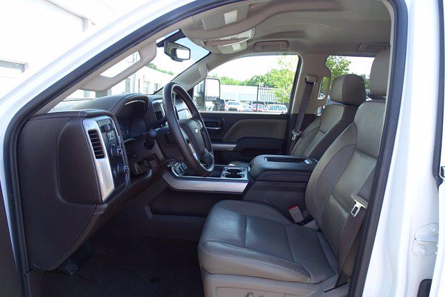 2017 Chevrolet Silverado 2500 Crew Cab 4x4, Pickup #CM21815A - photo 21
