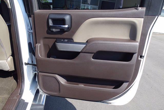 2017 Chevrolet Silverado 2500 Crew Cab 4x4, Pickup #CM21815A - photo 35