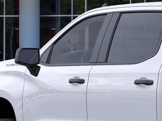 2021 Chevrolet Silverado 1500 Crew Cab 4x2, Pickup #CM23006 - photo 10