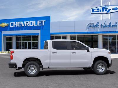 2021 Chevrolet Silverado 1500 Crew Cab 4x2, Pickup #CM23006 - photo 5